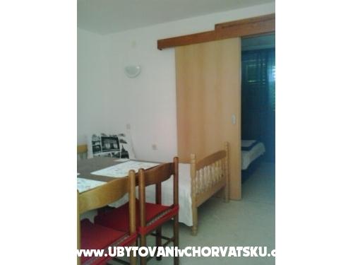 Apartmány Antica - Vodice Chorvatsko