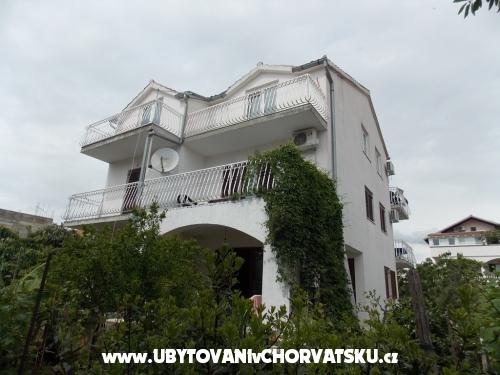 Apartmány Bakmaz - Vodice - Vodice Chorvatsko