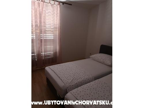 Apartmanok Birin - Vodice Horvátország