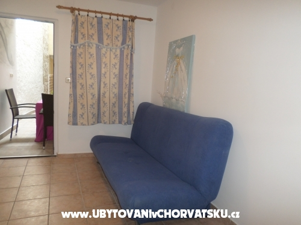Apartmány Bisserka - Vodice Chorvátsko
