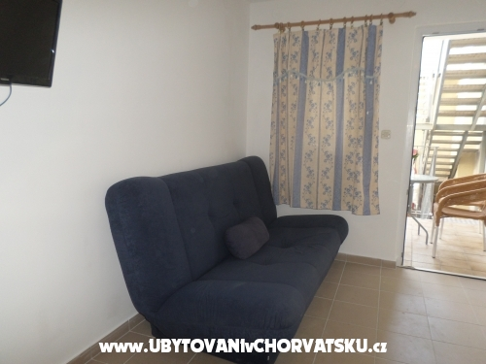 Apartmány Bisserka - Vodice Chorvatsko