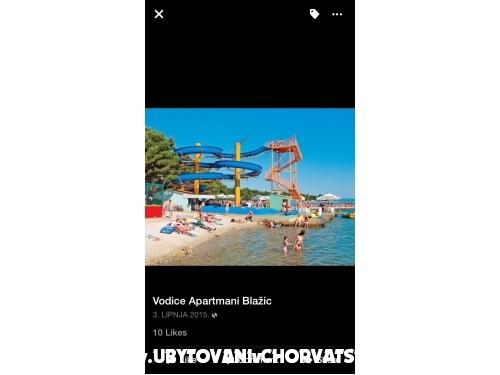 Apartments Bla�ic - Vodice Croatia