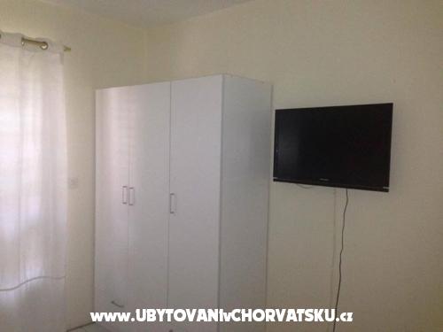 Apartm�ny Bla�ic - Vodice Chorvatsko