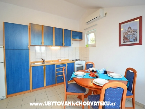 Apartmanok Bruno - Vodice Horvátország