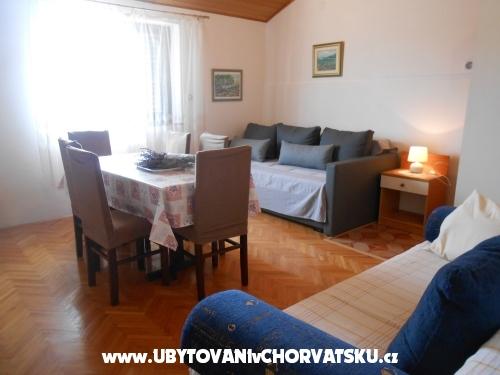 Apartmány Mira - Vodice Chorvatsko