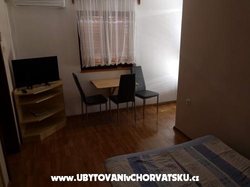 Apartmány Buhinjak - Vodice Chorvátsko