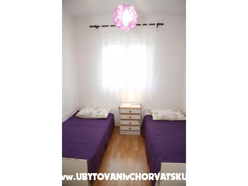 Apartmány Ergić Bozena - Vodice Chorvatsko