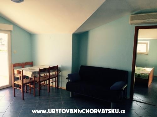 Apartmán Fortuna - Vodice Chorvatsko