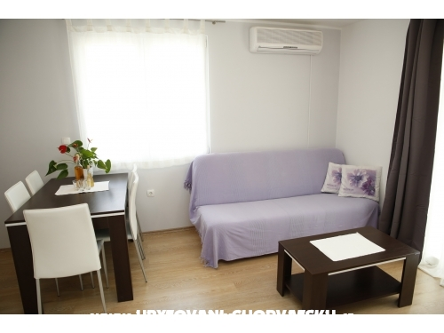 Apartmány   Ines - Vodice Chorvátsko