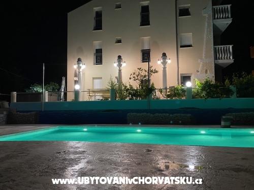 Apartmány Ivan V - Vodice Chorvatsko