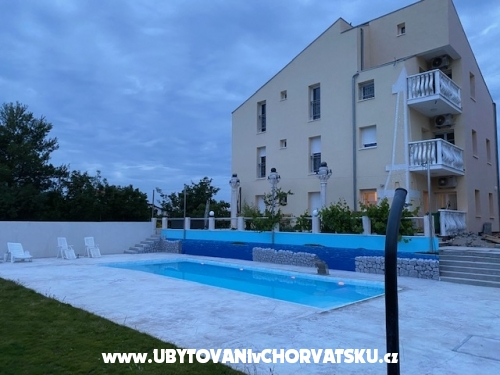 Appartements Ivan V - Vodice Croatie