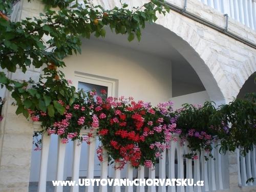 Apartmány Ivanović - Vodice Chorvatsko