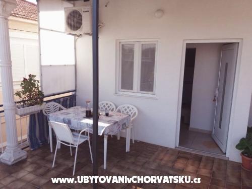 Apartmány Jabuka - Vodice Chorvátsko