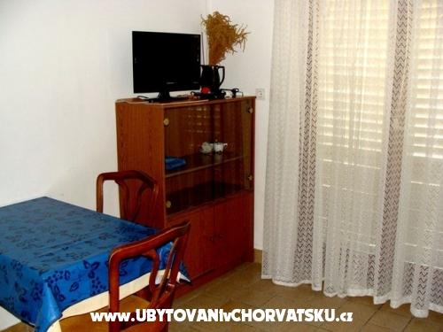 Apartm�ny Jabuka - Vodice Chorvatsko