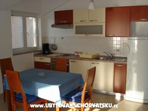 Apartmány Kraljević - Vodice Chorvátsko