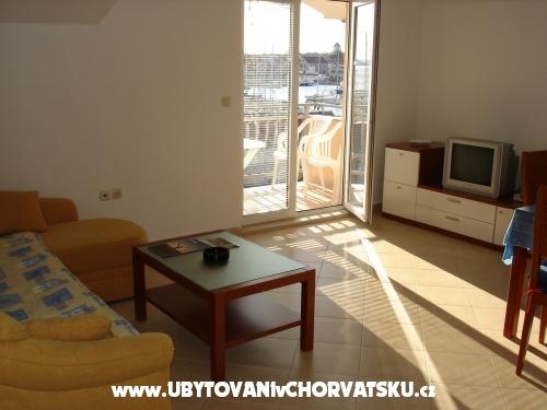 Apartmány G&K - Vodice Chorvatsko