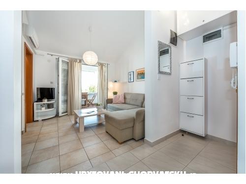 Appartements Karla, Mara i Ana - Vodice Kroatien