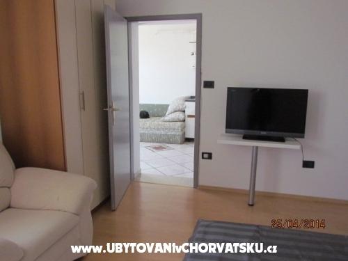 Apartmány Klara - Vodice Chorvátsko
