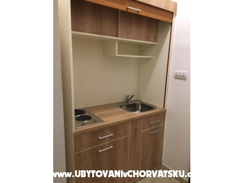 Apartmány Kokor - Vodice Chorvátsko