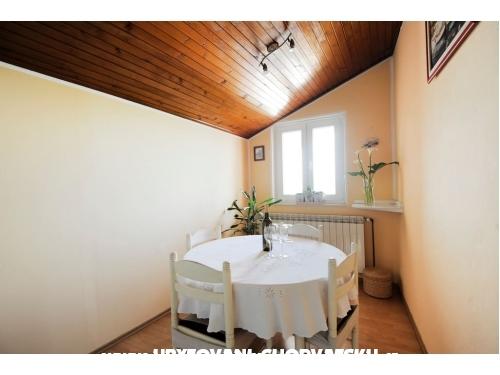 Apartmány latin - Vodice Chorvátsko
