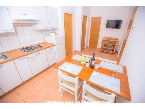 Appartements latin - Vodice Croatie