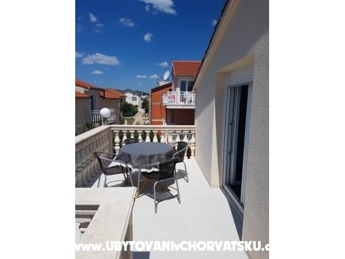 апартаменты Lucija Vodice - Vodice Хорватия