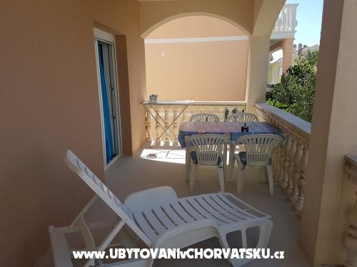 Appartements Lucija Vodice - Vodice Croatie