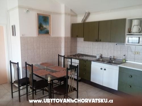 Apartmány Mario - Vodice Chorvatsko