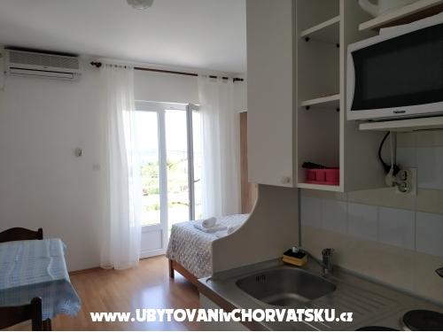 Apartmány Milan - Vodice Chorvatsko