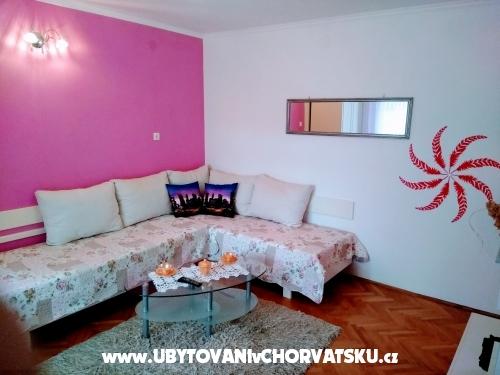 Apartmány Milka - Vodice Chorvatsko