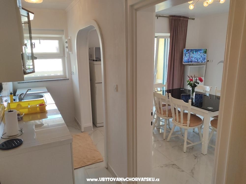 Apartamenty Milka - Vodice Chorwacja