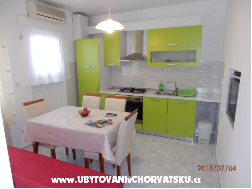 Apartmány Nana - Vodice Chorvátsko