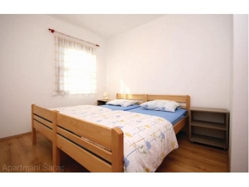 Apartmány Šarac - Vodice Chorvatsko