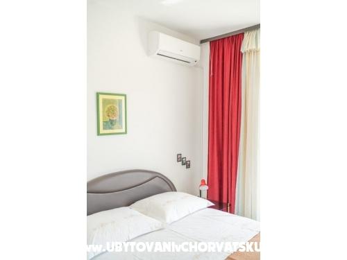 Apartmány Silvia - Vodice Chorvatsko