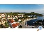 Appartements Škugor - Vodice Kroatien