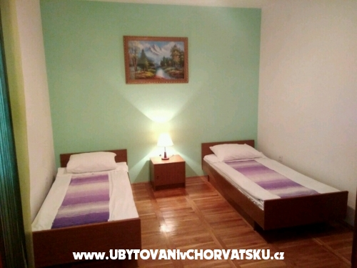 Appartements Stancic - Vodice Croatie
