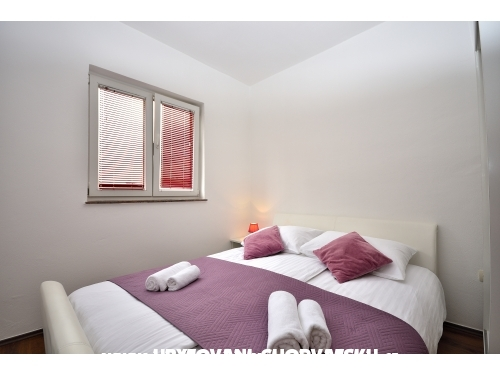 Apartmaji Stella Maris - Vodice Hrvaška