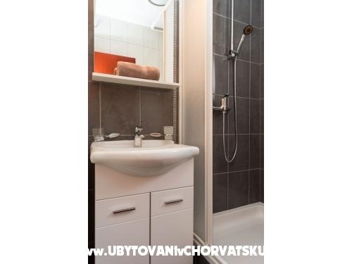 Apartmány Summer Dům - Vodice Chorvatsko