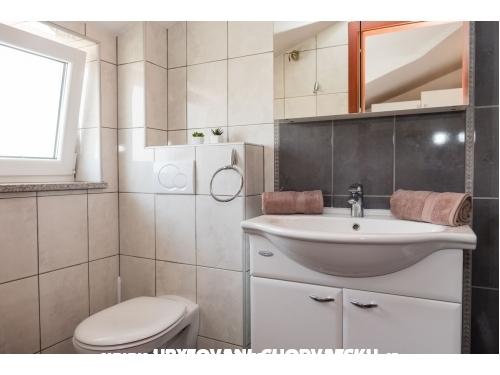 Apartmanok Summer Ház - Vodice Horvátország