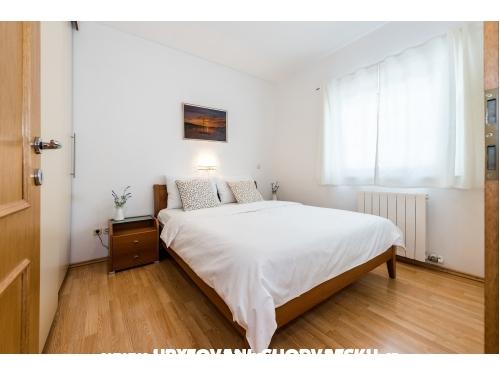 Apartmány Tihi - Vodice Chorvatsko