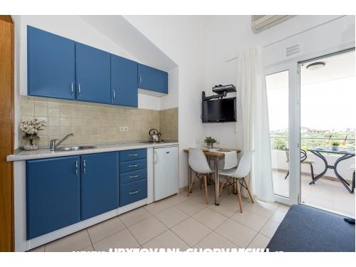 Apartamenty Tihi - Vodice Chorwacja