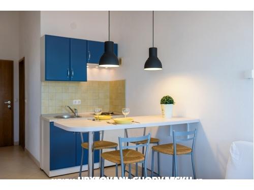 Appartements Tihi - Vodice Kroatien