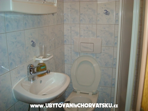 Appartements TIM - Vodice Croatie
