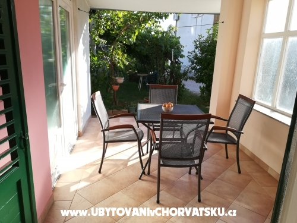 Apartmány Vinka - Vodice Chorvatsko