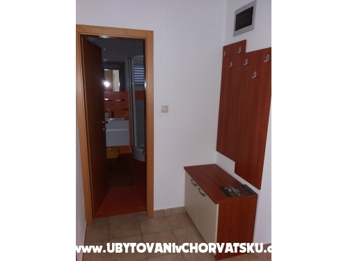 Apartmány Wien - Vodice Chorvatsko