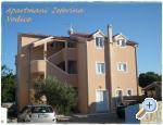 Vodice Apartments Zeferina