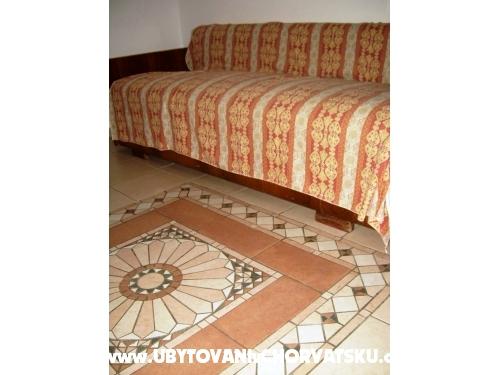 Appartements Milka - Vodice Croatie
