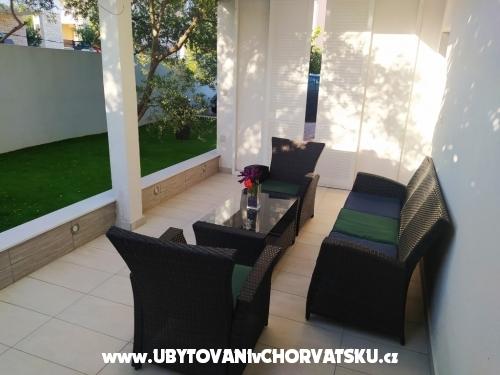Apartmány Ivica i Ljuba Cukrov - Vodice Chorvatsko