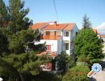 Apartmani Mioli - Vodice namestitev Hrvaka