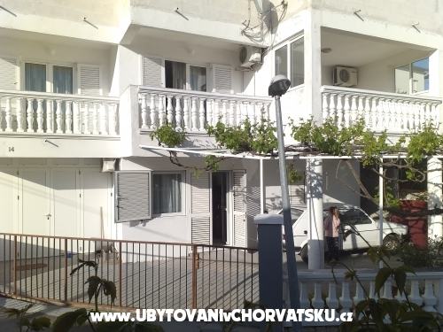 Appartement Ivan (15m from the sea) - Vodice Croatie